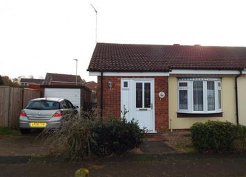 Thumbnail 2 bed bungalow for sale in Churchill Park, Kings Lynn, Norfolk