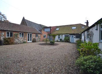 Thumbnail 5 bed cottage for sale in Coltishall, Norwich