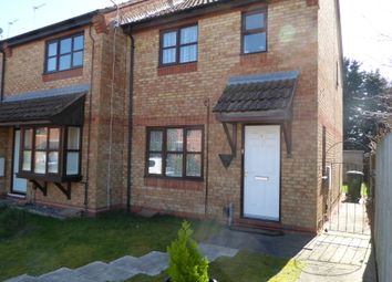 Thumbnail 3 bed semi-detached house to rent in Castle Green, Gorleston