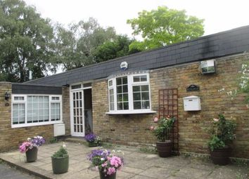 Thumbnail 3 bed bungalow to rent in Morden Road Mews, London