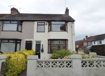 Thumbnail 2 bedroom end terrace house to rent in Trensale Avenue, Coventry