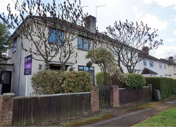 Thumbnail 3 bed semi-detached house for sale in Hindell Close, Farnborough