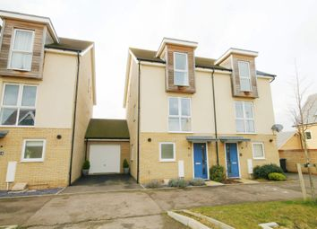 Thumbnail 3 bed semi-detached house for sale in Beaufort Road, Upper Cambourne