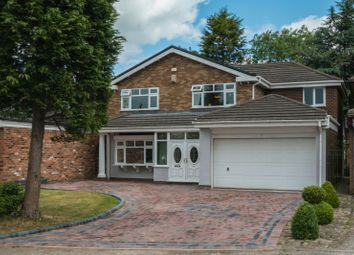 Thumbnail 4 bed detached house for sale in Wychwood, Bowdon, Altrincham