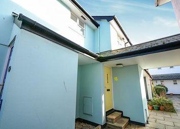 Thumbnail 2 bed flat for sale in Totnes, Devon, England