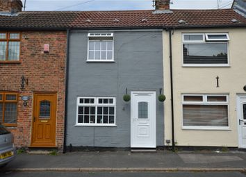 Thumbnail 2 bed terraced house for sale in Watson Street, Sutton, Hull