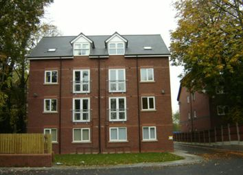 Thumbnail 2 bed flat for sale in Park Lodge, 7-9 Alexandra Road South, Whalley Range, Manchester