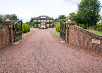 Thumbnail 7 bed detached house for sale in Summer Gates Lane, Bratoft, Skegness