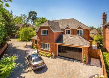 Thumbnail 5 bed detached house for sale in Weybridge, Surrey
