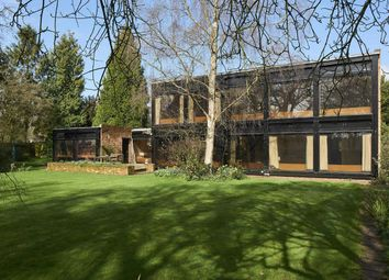Thumbnail 4 bed detached house for sale in Newnham Green, Newnham, Hook