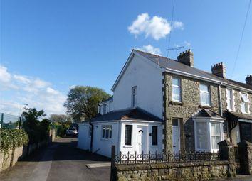 Thumbnail 2 bedroom flat for sale in Coychurch Road, Bridgend, Bridgend, Mid Glamorgan