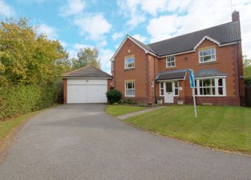 Thumbnail 4 bed detached house for sale in Lady Walk, Gateford, Worksop