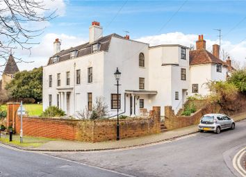 Thumbnail 2 bed flat for sale in High Street, Limpsfield, Oxted, Surrey