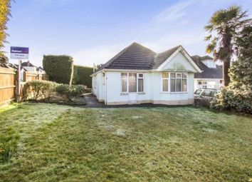 Thumbnail 3 bedroom bungalow for sale in Connaught Crescent, Parkstone, Poole
