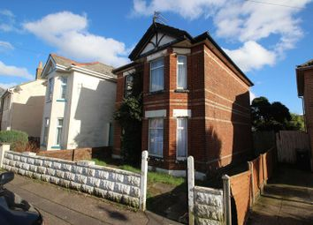 Thumbnail 5 bed detached house to rent in Ridley Road, Winton, Bournemouth