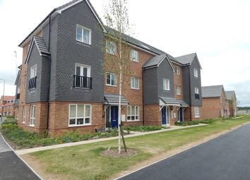 Thumbnail 2 bedroom flat to rent in Greenwood Way, Harwell, Didcot