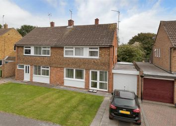 Thumbnail 3 bed semi-detached house for sale in Allington Road, Paddock Wood, Tonbridge