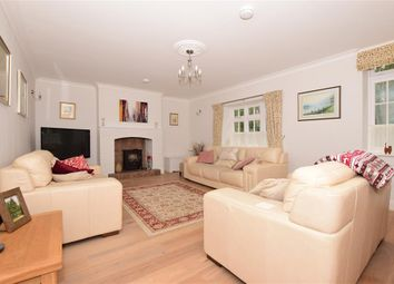 Thumbnail 5 bed detached house for sale in Hardres Court Road, Lower Hardres, Canterbury, Kent
