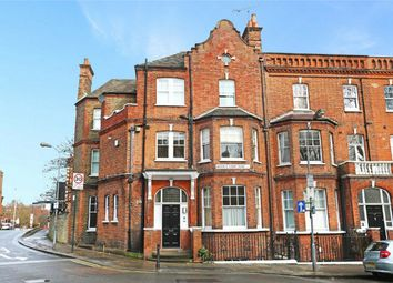 Thumbnail 3 bed flat for sale in Barons Court Road, Barons Court, London