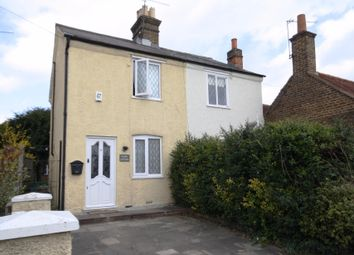 Thumbnail 2 bed semi-detached house to rent in Gore Road, Burnham, Slough