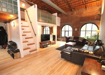 Thumbnail 1 bed flat for sale in Britannia Mills, Hulme Hall Road, Manchester