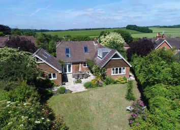 Thumbnail 4 bed detached house for sale in Webbs Green, Soberton, Southampton