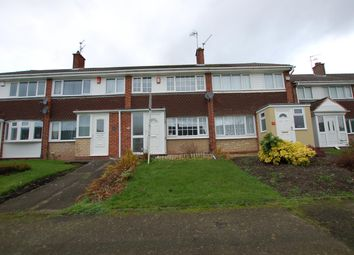 Thumbnail 3 bed terraced house to rent in Blakeley Walk, Dudley