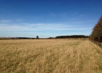 Thumbnail Land for sale in Cuminestown, Turriff
