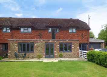Thumbnail 4 bed detached house to rent in Hawksfold Lane West, Fernhurst, Haslemere