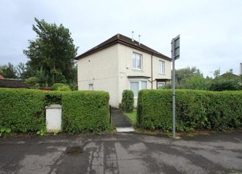 Thumbnail 2 bed semi-detached house for sale in Baldric Road, Glasgow, Lanarkshire