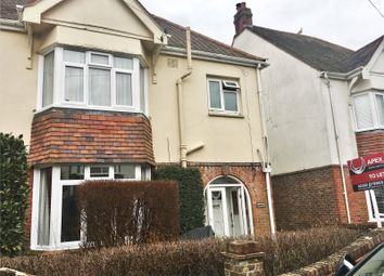 Thumbnail 3 bed semi-detached house for sale in Mulberry Avenue, Cosham, Portsmouth