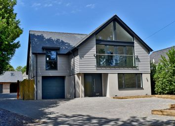 Thumbnail 4 bedroom detached house for sale in Rookes Lane, Woodside, Lymington