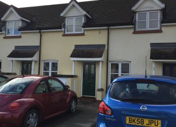 2 bed terraced house to rent in Ashclyst View, Exeter EX5