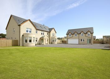 Thumbnail 9 bed detached house for sale in The Village, North Berwick