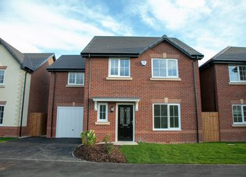 Thumbnail 4 bedroom detached house for sale in Carr Lane, Hambleton