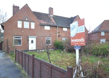 Thumbnail 3 bed semi-detached house for sale in Withies Road, Trent Vale, Stoke-On-Trent
