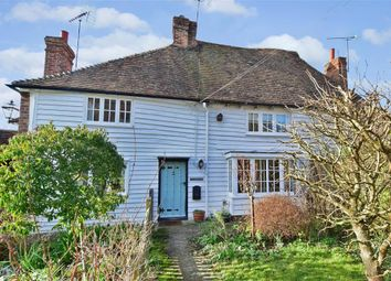 Thumbnail 2 bed semi-detached house for sale in Headcorn Road, Grafty Green, Maidstone, Kent