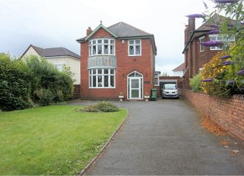 Thumbnail 3 bedroom detached house for sale in Tipton Road, Dudley