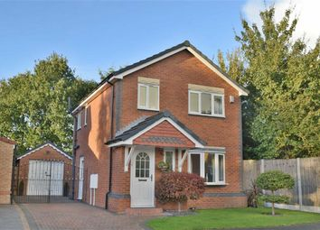 Thumbnail 3 bed detached house for sale in Burnett Close, Astley, Tyldesley, Manchester