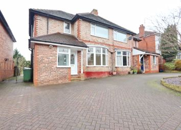 3 bed semi-detached house to rent in Hope Road, Prestwich, Manchester M25