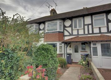 Thumbnail 3 bed terraced house for sale in Downlands Avenue, Broadwater, Worthing, West Sussex