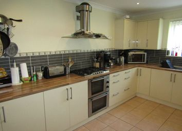 Thumbnail 3 bedroom terraced house for sale in Shaftesbury Avenue, Purbrook, Waterlooville
