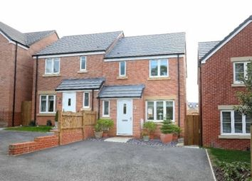 Thumbnail 3 bed semi-detached house for sale in Fortress Close, Weldon, Corby
