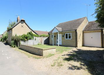 Thumbnail 2 bed detached bungalow for sale in School Lane, Maxey, Market Deeping, Cambridgeshire