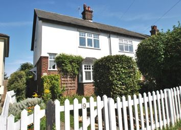 Thumbnail 4 bedroom semi-detached house for sale in Bygrave Road, Baldock