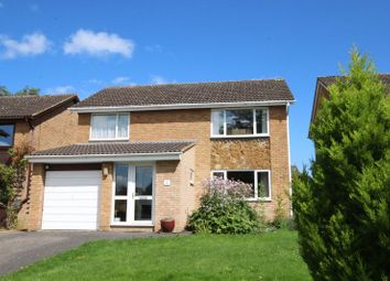 Thumbnail 4 bed detached house for sale in Chetwode Close, Buckingham