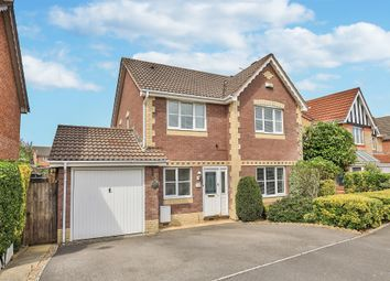 4 bed detached house for sale in William Belcher Drive, St. Mellons, Cardiff CF3
