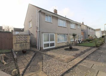 3 bed semi-detached house for sale in Cae Bach Close, Michaelston-Super-Ely, Cardiff CF5
