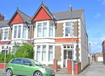 Thumbnail 4 bed terraced house to rent in Newfoundland Road, Heath/Gabalfa, Cardiff