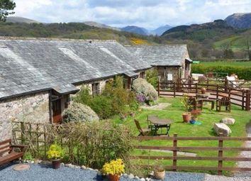 Thumbnail 2 bed barn conversion for sale in The Cottages, Hallflat Farm, Santon Bridge, Holmrook, Cumbria